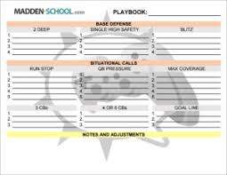 madden play call sheets get your free madden 17 play call sheet madden school