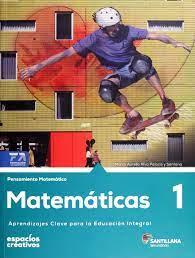 Así terminan la tarea más rápido y Amazon Com Matematicas 1 Espacios Creativos Ed18 9786070137464 Marco Aurelio Riva Palacio Y Santana Books