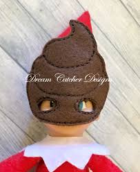 Dream Catcher Dolls ITH Small DollElf Poop Holiday Bundle Embroidery Design 100 61
