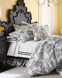 Legacy Home Toile Orientale Bed Linens Neiman Marcus
