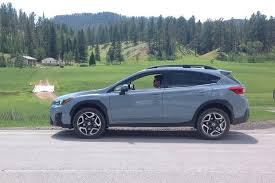 2018 subaru crosstrek. plain crosstrek 2018 subaru crosstrek first drive review featured image large thumb1 in subaru crosstrek