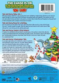 Tom and Jerry Holiday 4 Kid Favorites (DVD) by Warner Manufacturing - Shop  Online for Movies, DVDs in Germany