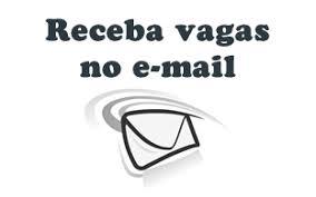 Vagas no e-mail