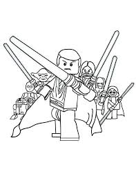 Rogue One Coloring Pages At Getdrawingscom Free For Personal Use