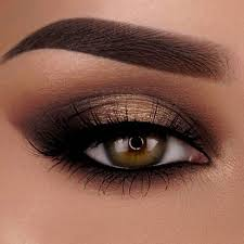 get inspiration for your future makeup and find out which colors are the most flattering brown eyes makeup smokey eye