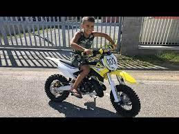 Moto usate con garanzia, scooter usati garantiti, brescia scooter, brescia moto. Bambino Di 6 Anni In Moto Da Cross Youtube