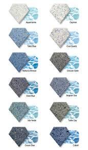 Color Chart For Diamond Decorative Concrete Finishes Diamond Brite Distributors