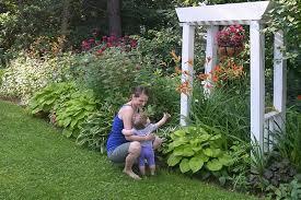 a well designed shade garden american