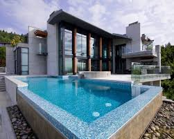 residential infinity pools. Infinity Swimming Pool Designs Alluring Home Interesting Best Concept Residential Pools