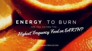 Food Vibrational Frequency Chart The Highest Frequency Foods On Earth Health Laboratory