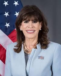 Resultado de imagen para en la Cámara Americana de Comercio embajadora de EE.UU.robert beinten