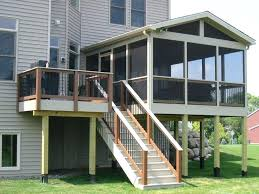 cool screened porch ideas best screened in deck and patio ideas images on decks patio design