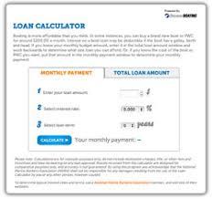 Boat Loan Calculator Boat Loan Calculator Boat