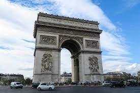 """ประตูชัยฝรั่งเศส"""" (Arc de triomphe de... - Travel @ Manager"""