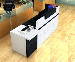 office counter desk. Salon Reception Desk Office Furniture Counter Design