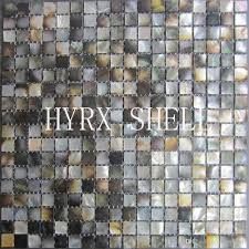 natural black mother of pearl mosaic tiles kitchen backsplash tiles bathroom mosaic tile mosaic tile shower panel from a408886441 200 21 dhgate com