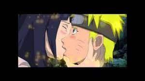 naruto y hinata kiss - YouTube