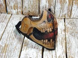 motorcycle half mask