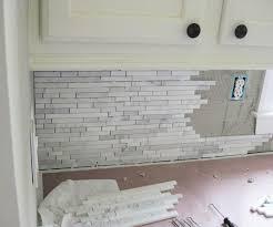 marble mosaic backsplash installation tips