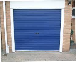 single skin roller garage door before before after after