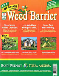 expert gardener weed and feed.  And Get Quotations  Weed Barrier Killer Allpurpose Stops Weeds Without  Chemicals Easy Gardener 4u0027x8 Intended Expert And Feed