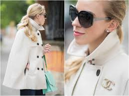ann taylor trench cape trench coat with chanel pin dior extase oversized sunglasses how to wear a trench cape