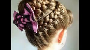 تسريحات شعر قصير للبنات الصغار للعيد شوفي تسريحات للشعر