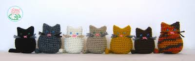 Free Crochet Cat Patterns New Cat Toma Creations