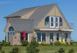 is a gray metal roof right for me plus