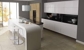 White Gloss Kitchen High Gloss Kitchens Available In White Black Cream Many More
