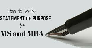 how to write ms how to write statement of purpose for ms and mba wisestep
