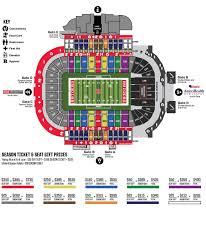 28 Paradigmatic Byrd Stadium Seating Chart View
