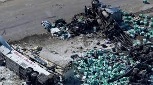 15 killed in bus crash involving Canadian junior hockey team, police say