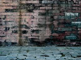 old beijing brick wall