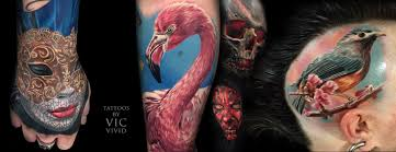 Skin Design Vegas Realistic Tattoos By Vic Vivid Skin Design Tattoos Las