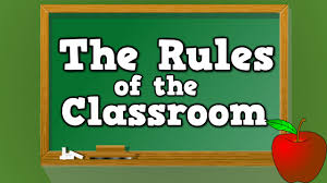 Image result for classroom rules