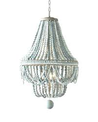 beaded chandelier crystal macaroni beaded chandelier white beaded wood chandelier