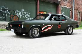 War Machine: Check Out This Killer 1974 Chevrolet Nova - Street Muscle