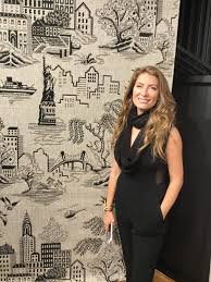 ny toile by genevieve gorder