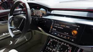 2018 audi a8. fine audi world premiere the pilotdriving audi a8 the new is first  production automobile to have been developed specially for highly automated driving throughout 2018 audi a8