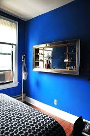 blue wall paint bedroom. Blue Wall Paint Bedroom Beauteous Cobalt
