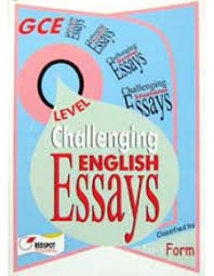 gce o level challenging english essays