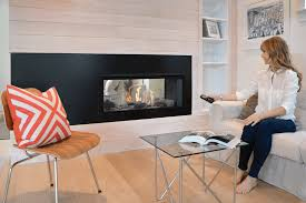 valor l1 see thru linear series intended for 2 sided fireplace design 10