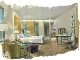 Interesting Bedroom Interior Design Sketches 71 About Remodel Best Interior  Design With Bedroom Interior Design Sketches