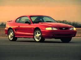 1994 Ford Mustang Specs and Photos | StrongAuto