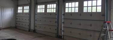 residential garage door installation in columbus ohio