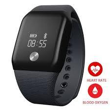 Generic <b>Smart Watch Heart</b> Rate Monitor Fitness Tracker ...