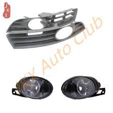 Passat B6 Fog Light Details About Fog Lights Driving Lamps Bumper Bezels Set O For Volkswagen Passat B6 2006 10
