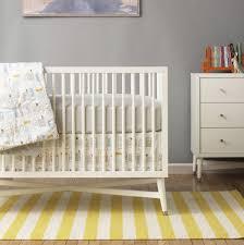 dwell studio furniture. Dwell Studio Mid Century 3-in-1 Crib - French White Furniture
