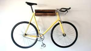 wood bike rack diy wood